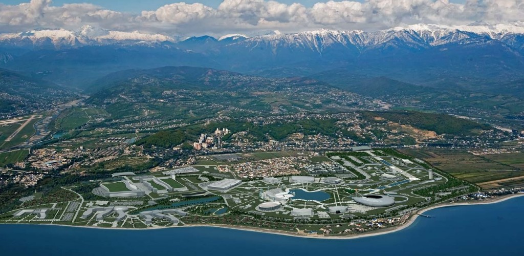 Sochi-Coastline