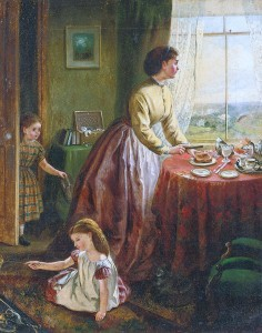 Jane Maria Bowkett - Time for Tea